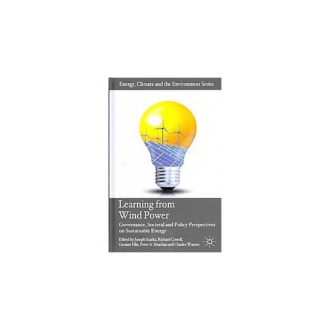 Learning from Wind Power (Hardcover)