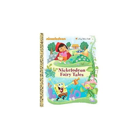 Nickelodeon Fairy Tales (Hardcover)
