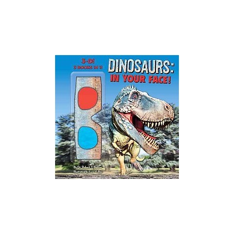 Dinosaurs: In Your Face! (Hardcover)