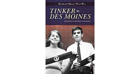 tinker v des moines case The district court dismissed the case, upholding the constitutionality of the school board's decision to prohibit the students from wearing the armbands.