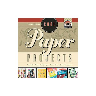 Cool Paper Projects (Hardcover)