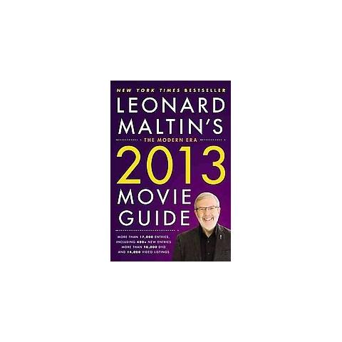 Leonard Maltin's Movie Guide 2013 (Original) (Paperback)