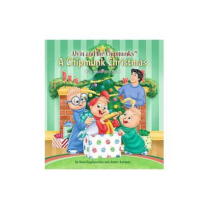 A Chipmunk Christmas (Hardcover)