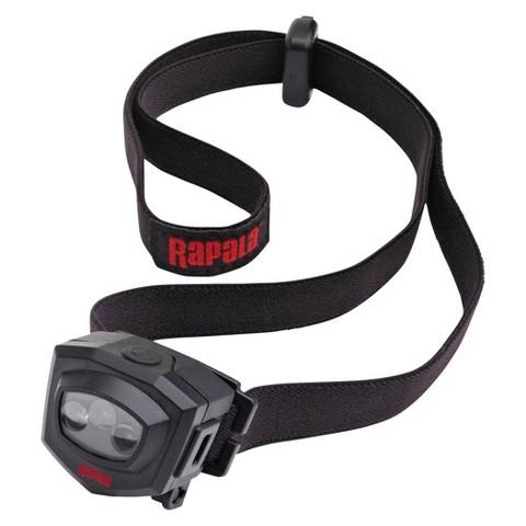 Rapala Fisherman's Mini Headlamp - Black