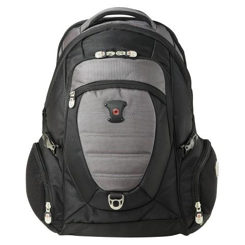 SwissGear Backpack - Black/Grey