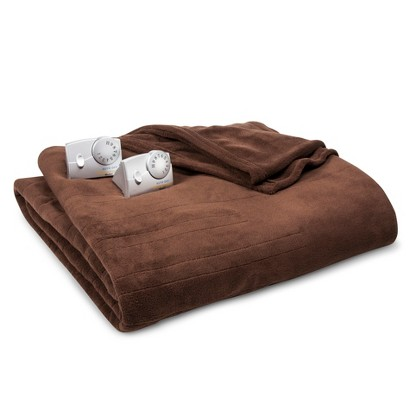 Essentials Cdeb12 Electric Blanket Double Bed Mattress Sale