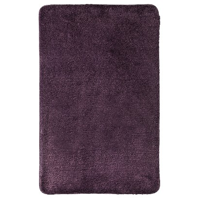 "Threshold Bath Rug - WinDessert Purple (20x18"")"