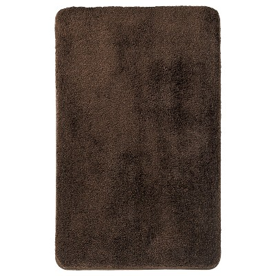 "Threshold™ Performance Bath Rug - Brown Linen (23x37"")"