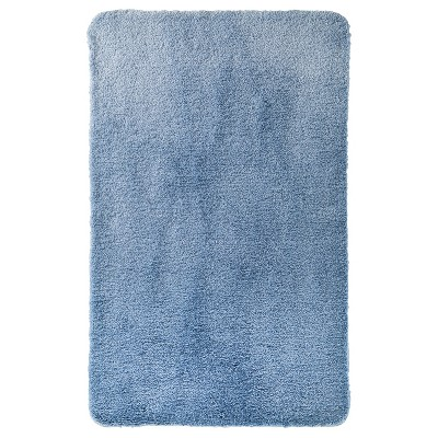 Threshold™ Performance Bath Rug - Washed Blue (23x37)