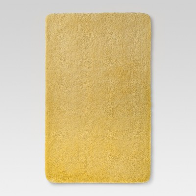 "Threshold™ Performance Bath Rug - Yellow (22x18"")"