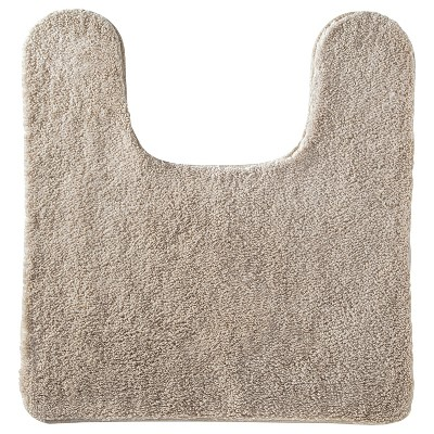 Threshold™ Contour Bath Rug - Brown Linen