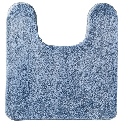 Threshold™ Contour Bath Rug - Washed Blue