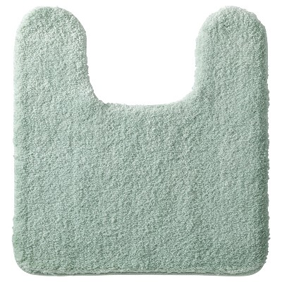 Threshold™ Contour Bath Rug - Mint Ash