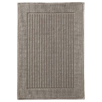 Threshold™ Bath Mat - Brown Linen