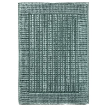 THRESHOLD™ BATH MAT - GREEN MEADOWS