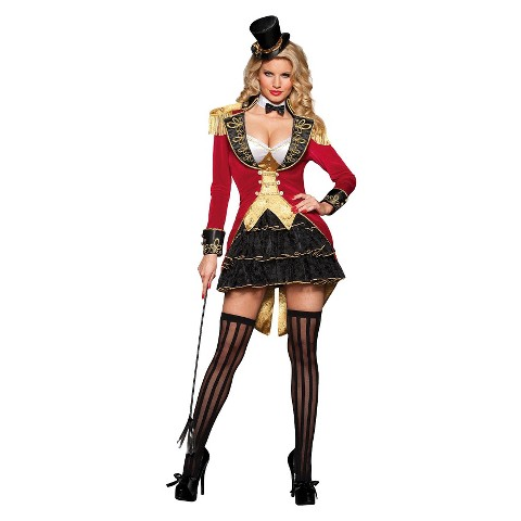 Women's Ringmistress Costume