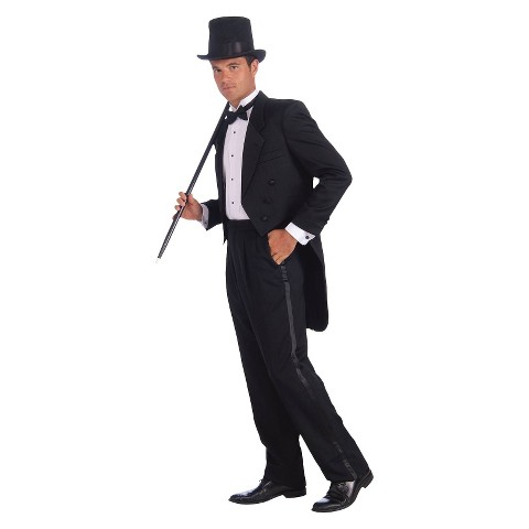 Men's Vintage Hollywood Man's Tuxedo Costume