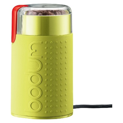 BISTRO BLADE COFFEE GRINDER GREEN