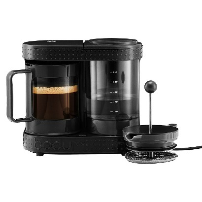Bodum BISTRO Electric French Press Coffee Maker - 4 cup, 17 oz