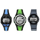 C9 Plastic Strap Digital Watch - Assorted Col...