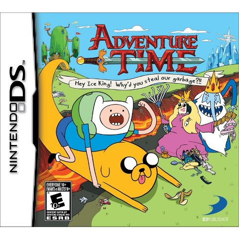 Adventure Time (Nintendo DS)