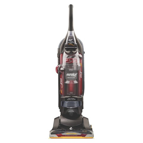 Eureka Radiant Red SuctionSeal™ PET Bagless Upright Vacuum