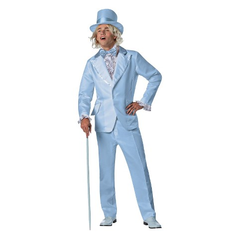 Men's Dumb and Dumber Harry Tuxedo Costume - One Size Fits Most