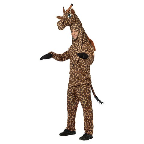Adult Giraffe Costume - One Size Fits Most