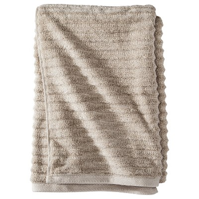 Threshold™ Bath Sheet - Brown Linen
