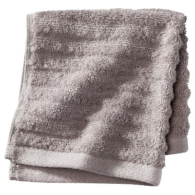 Threshold™ Bath Sheet - Nickel Gray