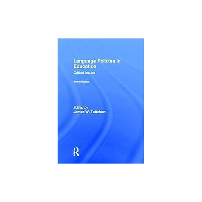 Language Policies in Education (Revised) (Hardcover)