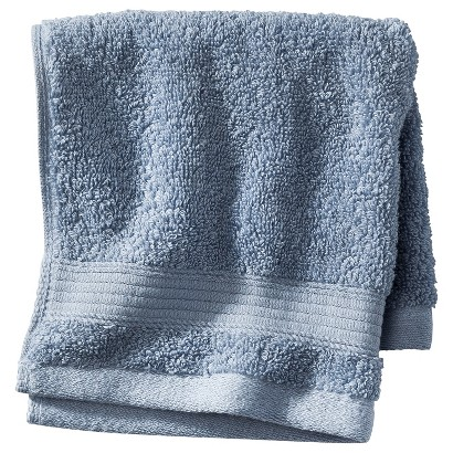 THRESHOLD™ HAND TOWEL - WASHED BLUE