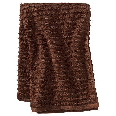 Threshold™ Bath Sheet - Dark Brown