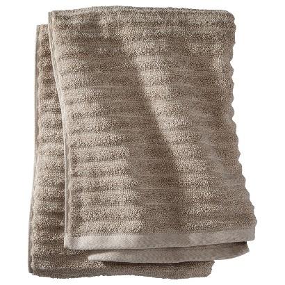 THRESHOLD™ BATH TOWEL - BROWN LINEN