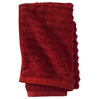 Threshold™ Hand Towel - Salsa Red