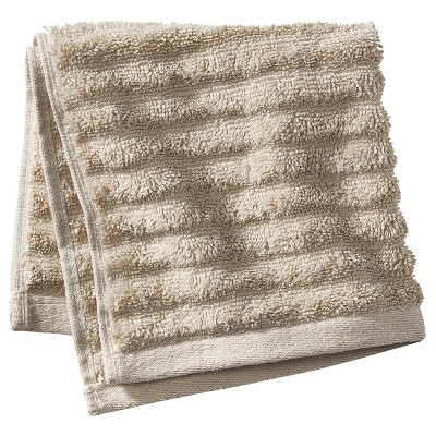Threshold™ Washcloth - Brown Linen