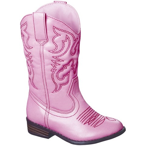 Toddler Girl's Cherokee® Gregoria Cowboy Boot