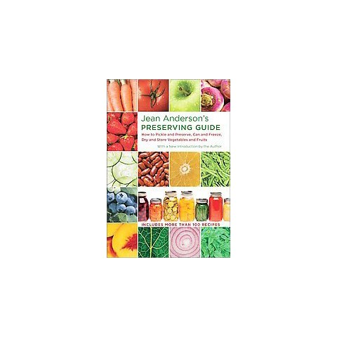 Jean Anderson's Preserving Guide (Hardcover)