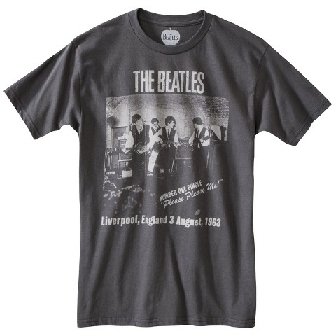 Men's Beatles Liverpool T-Shirt