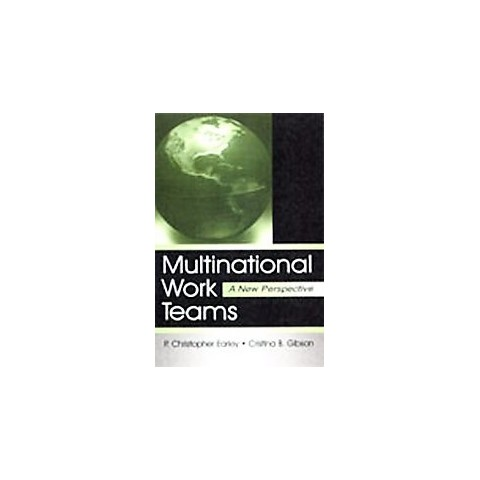 Multinational Work Teams (Hardcover)