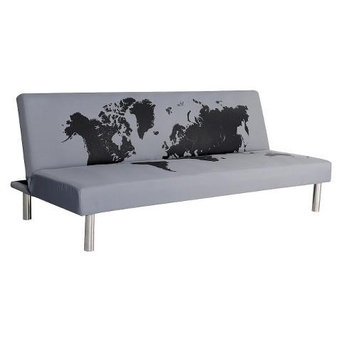Du Monde Futon - Gray