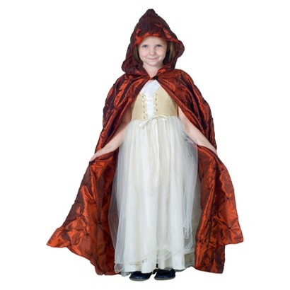 Child Pintuck Cape - One Size Fits Most