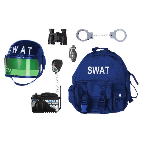 Child Gear to Go SWAT Adventure Play Set - One Size Fits Most