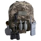 Child Gear to Go Army Ranger Adventure Play Set - One Size Fits Most