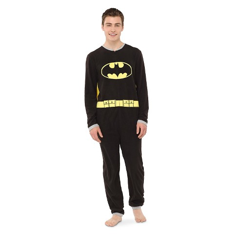 Men's Batman Union Suit with Cape