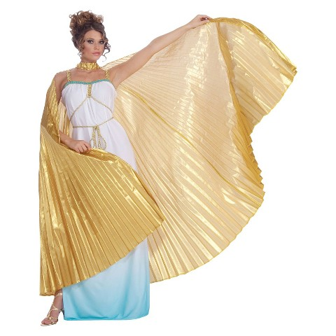 Women's Theatrical Wings Gold