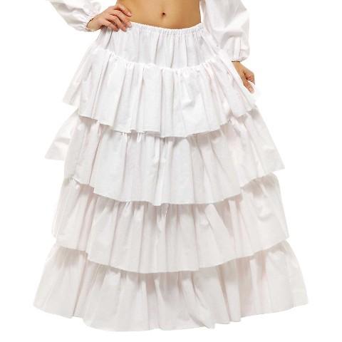 Adult Cotton Petticoat - S/M