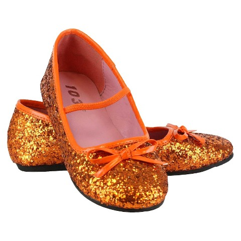 Child Sparkle Ballet Flat Shoes