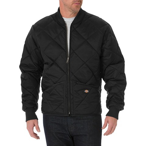 Dickies® Men's Diamond Quilted Nylon Jacket