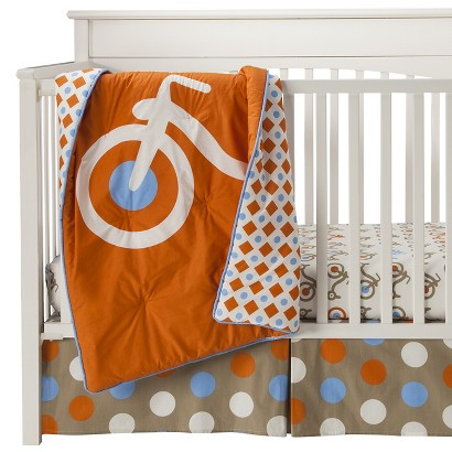 Room 365 First Trike 3-Piece Crib Set
